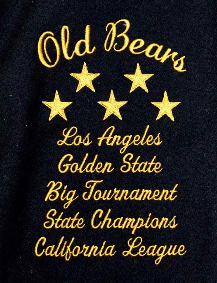 18 OLD BEARS